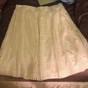 Banana republic size 8 adorable skirt